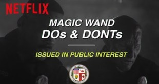 Bright | Magic Wand PSA | Netflix