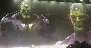 Captain Marvel Concept Art Revealed At SDCC | Breakdown And Thoughts