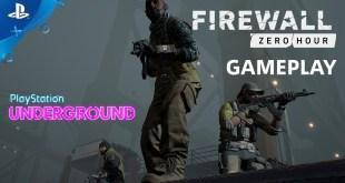 Firewall Zero Hour - PS VR Gameplay | PS Underground