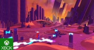 Furi - Freedom Update Trailer