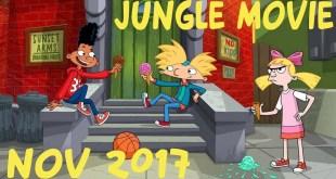 Hey Arnold: Jungle Movie-Concept Art, Original Plot and More!