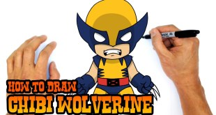 How to Draw Wolverine | X-Men