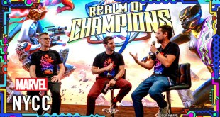 Marvel Realm of Champions Announcement LIVE at NYCC 2019!