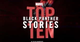 Marvel Top 10 Black Panther Stories