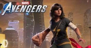 Marvel's Avengers   Kamala Khan   Behind the Scenes