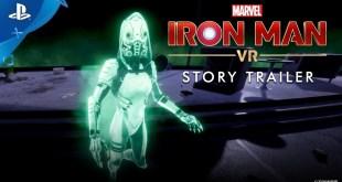 Marvel's Iron Man VR | Story Trailer