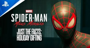 Marvel's Spider-Man: Miles Morales | Just the Facts: Holiday Gifting