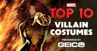Marvel's Top 10 Villain Costumes!