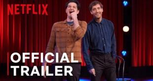 Middleditch & Schwartz | Official Trailer | Netflix Improv Comedy Specials