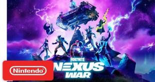 Nexus War Launch Trailer for Fortnite Chapter 2 - Season 4 - Nintendo Switch