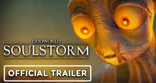 Oddworld: Soulstorm - Official Gameplay Trailer | PS5 Reveal Event