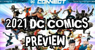 Preview To The World Of DC Comics January 2021 #dc #dcconnect