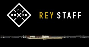 Rey Staff | Star Wars Collectibles: Ultimate Studio Edition | Boxed