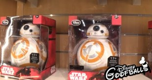 STAR WARS merchandise at the Walt Disney Studios Park - Disneyland Paris