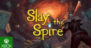 Slay the Spire - Out Now on Xbox One