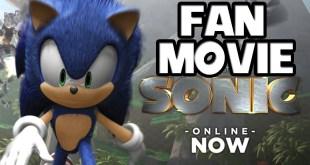 Sonic Fan Film (Dublado)