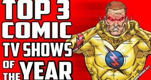 TOP 3 Comic Book TV Shows of 2014