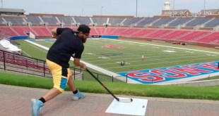 Tailgating Trick Shots | Dude Perfect
