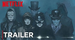 The Magic Order | Trailer [HD] | Netflix