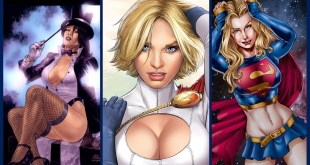 Top 10 Hottest Female Superheroes in DC Comics