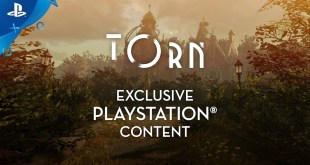 Torn - Exclusive Playstation Content | PS VR