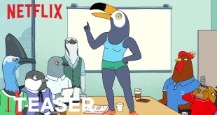Tuca & Bertie | Equal Pay Day | Netflix Is A Joke