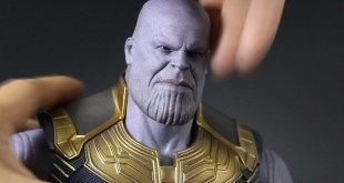 [Unboxing] Hot Toys- Avengers:Infinity War :Thanos 1/6th scale Collectible Figure