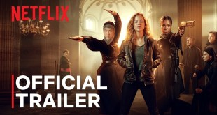Warrior Nun | Official Trailer | Netflix