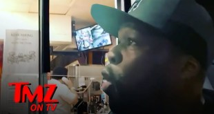 50 Cent Treats Date To Anything At McDonald's | TMZ