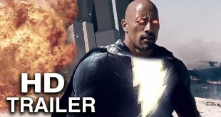 BLACK ADAM - Teaser Trailer Concept (2021) Dwayne Johnson, Zachary Levi DC Comics Movie