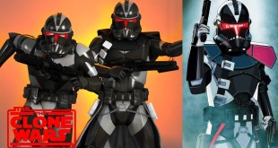 CLONE SHADOW TROOPERS - The Republic's Most ADVANCED Clone Troopers