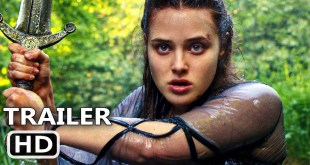 CURSED Official Trailer (2020) Katherine Langford, Netflix Series HD