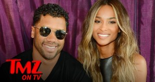 Ciara Celebrates Russell Wilson's Birthday With Romantic Dinner Date | TMZ TV
