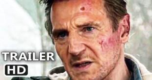 HONEST THIEF Official Trailer (2020) Liam Neeson, Action Movie HD