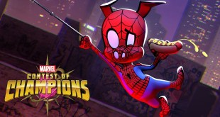 Marvel Contest of Champions' Spider-Ham | Marvel 101