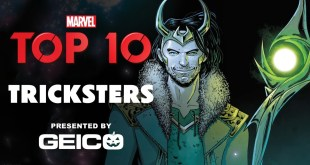 Marvel's Top 10 Tricksters!