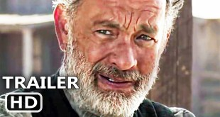NEWS OF THE WORLD Official Trailer (2020) Tom Hanks, Western Movie HD
