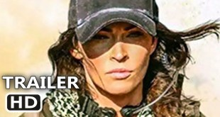 ROGUE Official Trailer (2020) Megan Fox VS lions, Action Movie HD