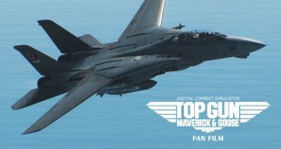 TOP GUN: MAVERICK & GOOSE - DCS WORLD FAN FILM