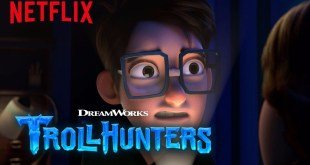 Trollhunters - Trilogy Teaser | Eli | Netflix Futures