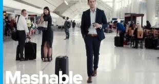 Your New Best Travel Buddy Is This Autonomous Suitcase That's Always by Your Side