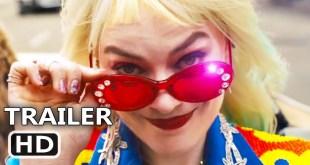 BIRDS OF PREY Trailer # 2 (NEW 2020) Harley Quinn, Margot Robbie, DC Movie HD