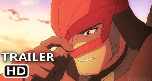 DOTA Dragon's Blood Official Trailer (2021) Netflix Animated Series HD