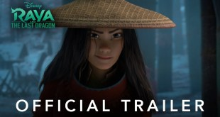 Disney's Raya and the Last Dragon | Official Trailer