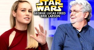 George Lucas Fired Brie Larson From Star Wars! New Details Emerge (Star Wars Explained)