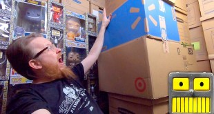 I Purchased 9 Large Mystery Boxes Full of Funko Pops