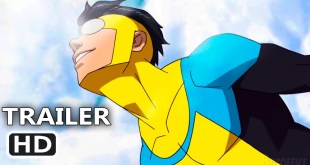 INVINCIBLE Official Trailer (2021) Animated Superhero Series HD