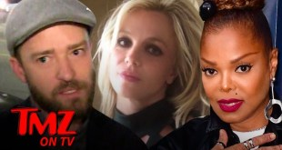Justin Timberlake Apologizes to Britney Spears & Janet Jackson | TMZ TV