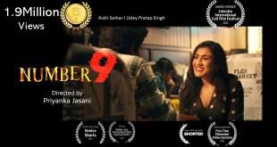 Number9 I Short Film I  Aishi Sarkar I Uday Pratap Singh I Director Priyanka Jasani I Macaroon Media