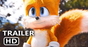 SONIC THE HEDGEHOG 2 Title Announcement Teaser (2022) Sonic 2 Movie HD